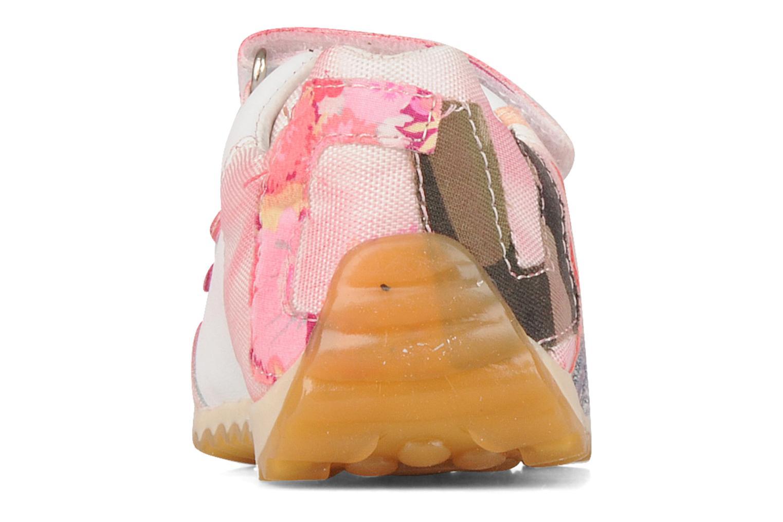 Sneakers Naturino Meiji Rosa immagine destra