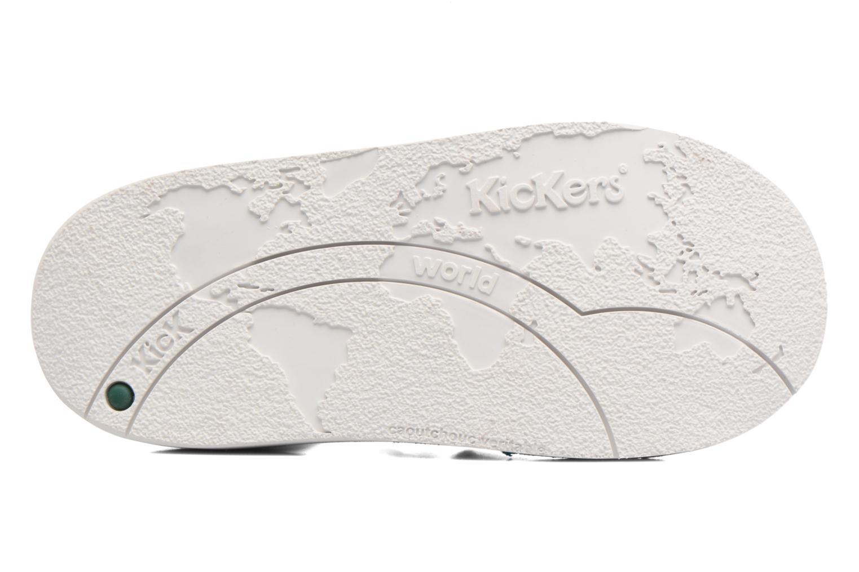 Sandaler Kickers Woopy Blå se foroven