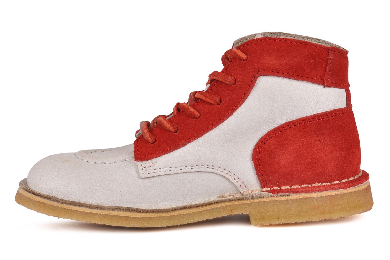 Kick legend Blanc - Rouge