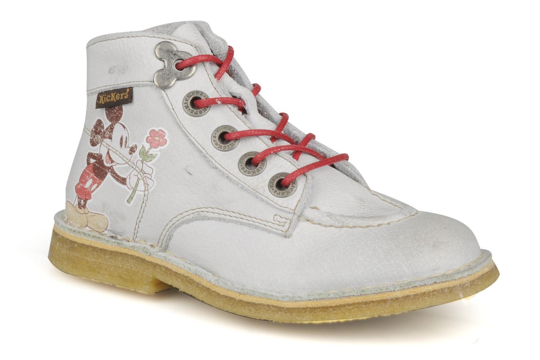 Stiefeletten & Boots Kickers Kick legend mic grau detaillierte ansicht/modell