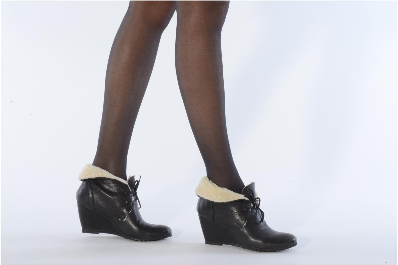 Boots en enkellaarsjes Eden Mimia Zwart onder