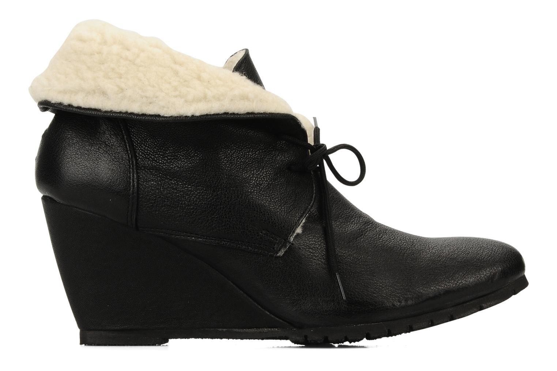Ankle boots Eden Mimia Black back view