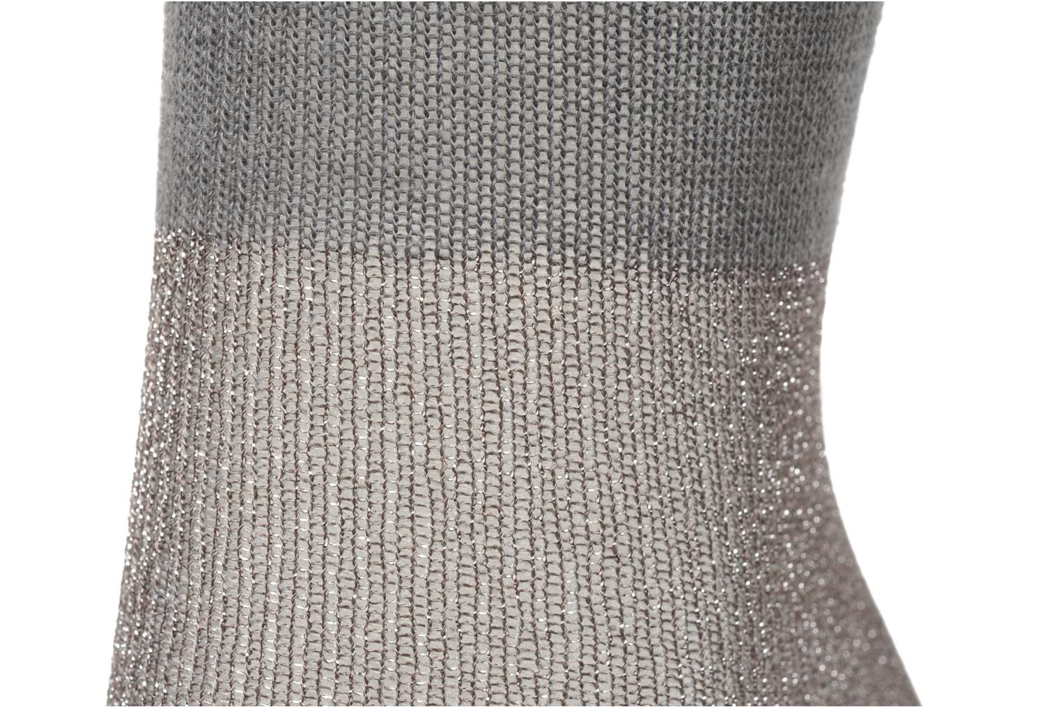Tights lurex Gris