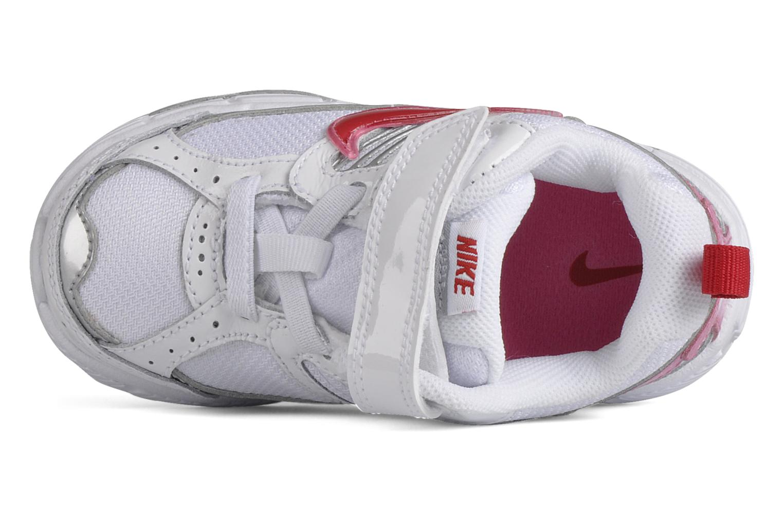 Sport shoes Nike Dart 8 gtv White view from the left