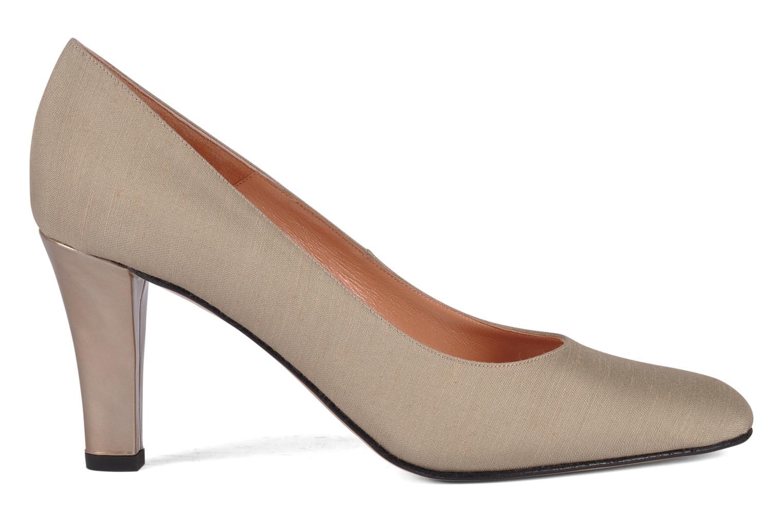 Zapatos de tacón Carel Verveine Beige vistra trasera