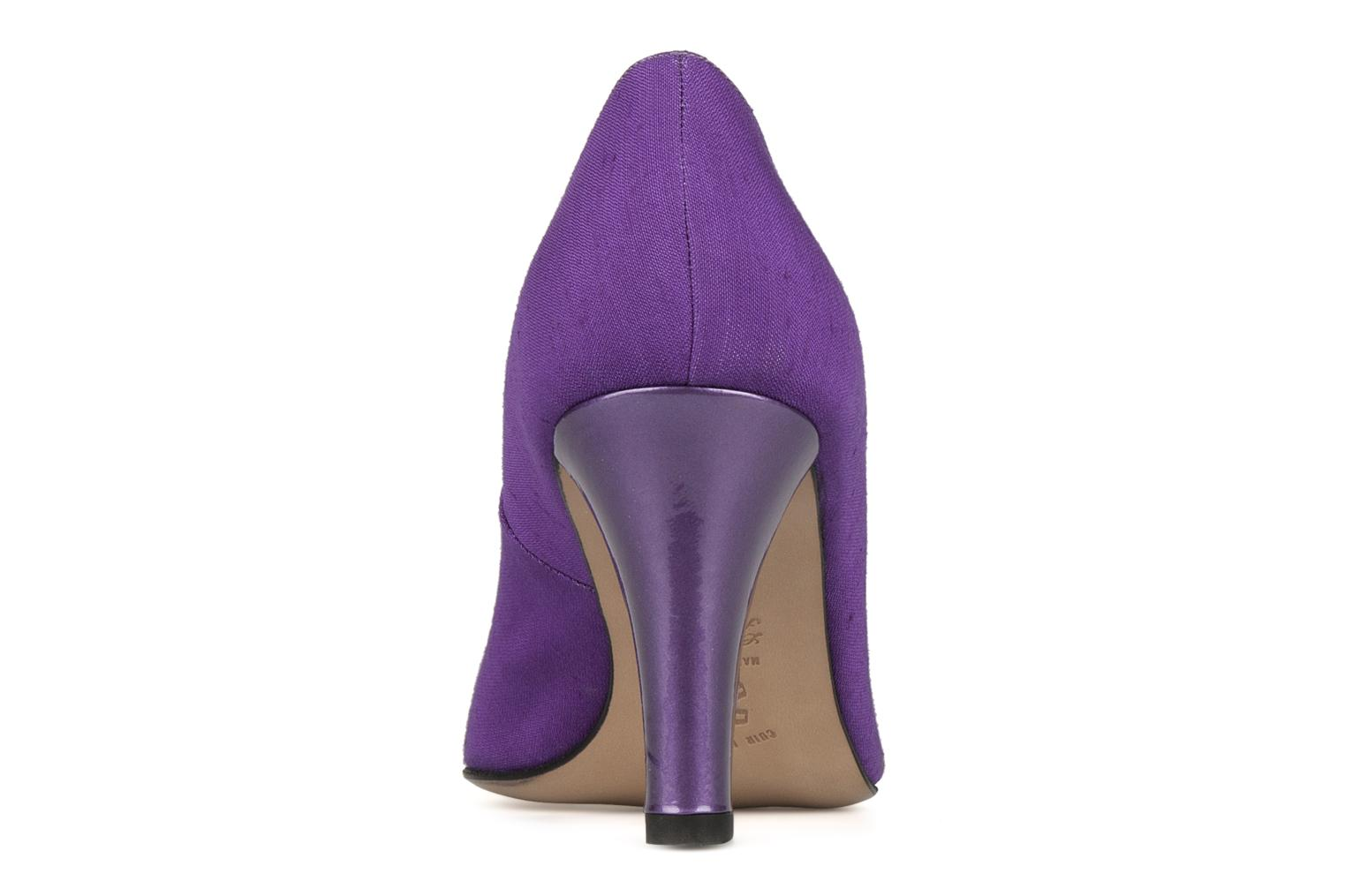 High heels Carel Verveine Purple view from the right