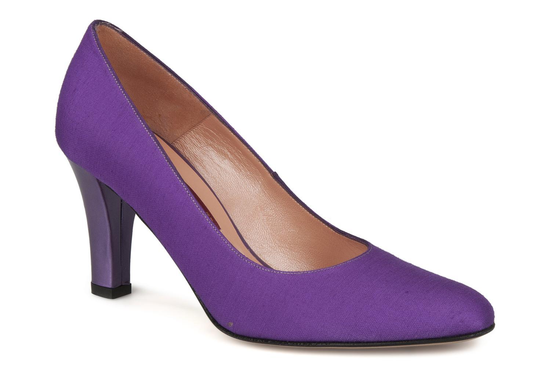 High heels Carel Verveine Purple detailed view/ Pair view