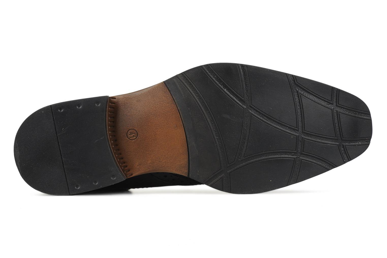 Chaussures à lacets Hush Puppies Eastfield Noir vue haut