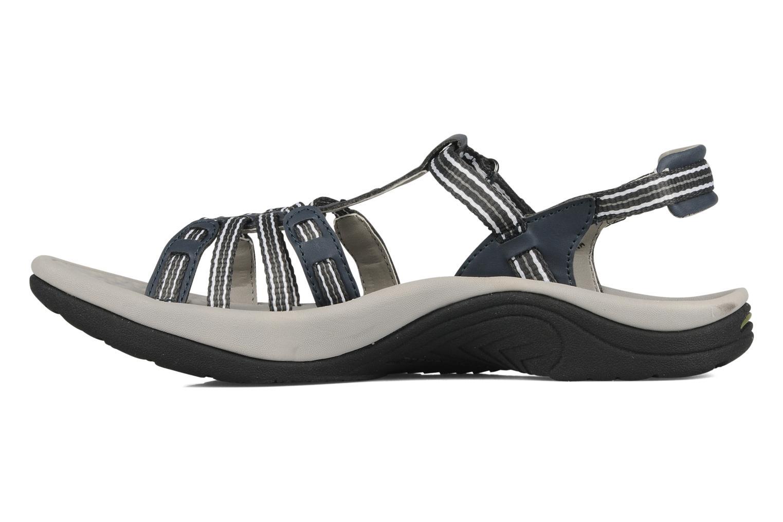 Sandales et nu-pieds Kalso Earth Puerta Gris vue face