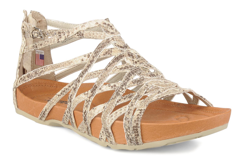 Sandales et nu-pieds Kalso Earth Exquisite Beige vue détail/paire