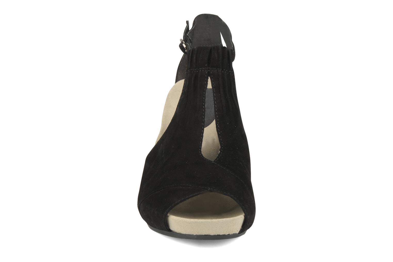 Sandalen Kalso Earth Veria schwarz schuhe getragen