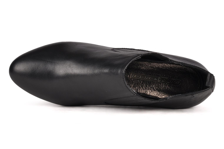 Selia Black leather