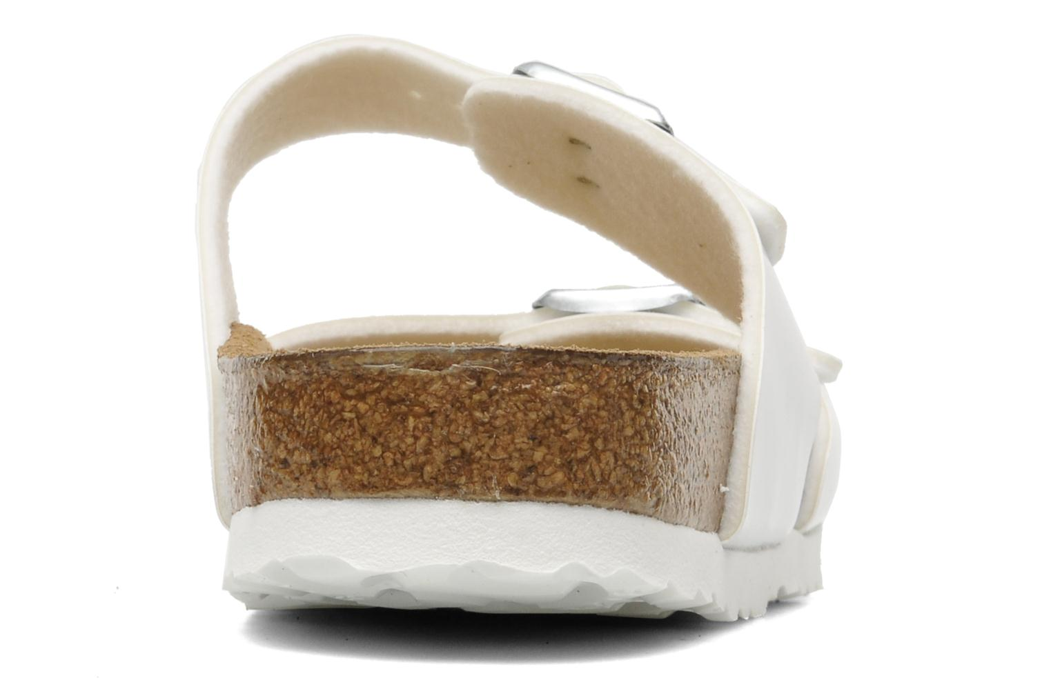 Mules & clogs Birkenstock Sydney flor w White view from the right