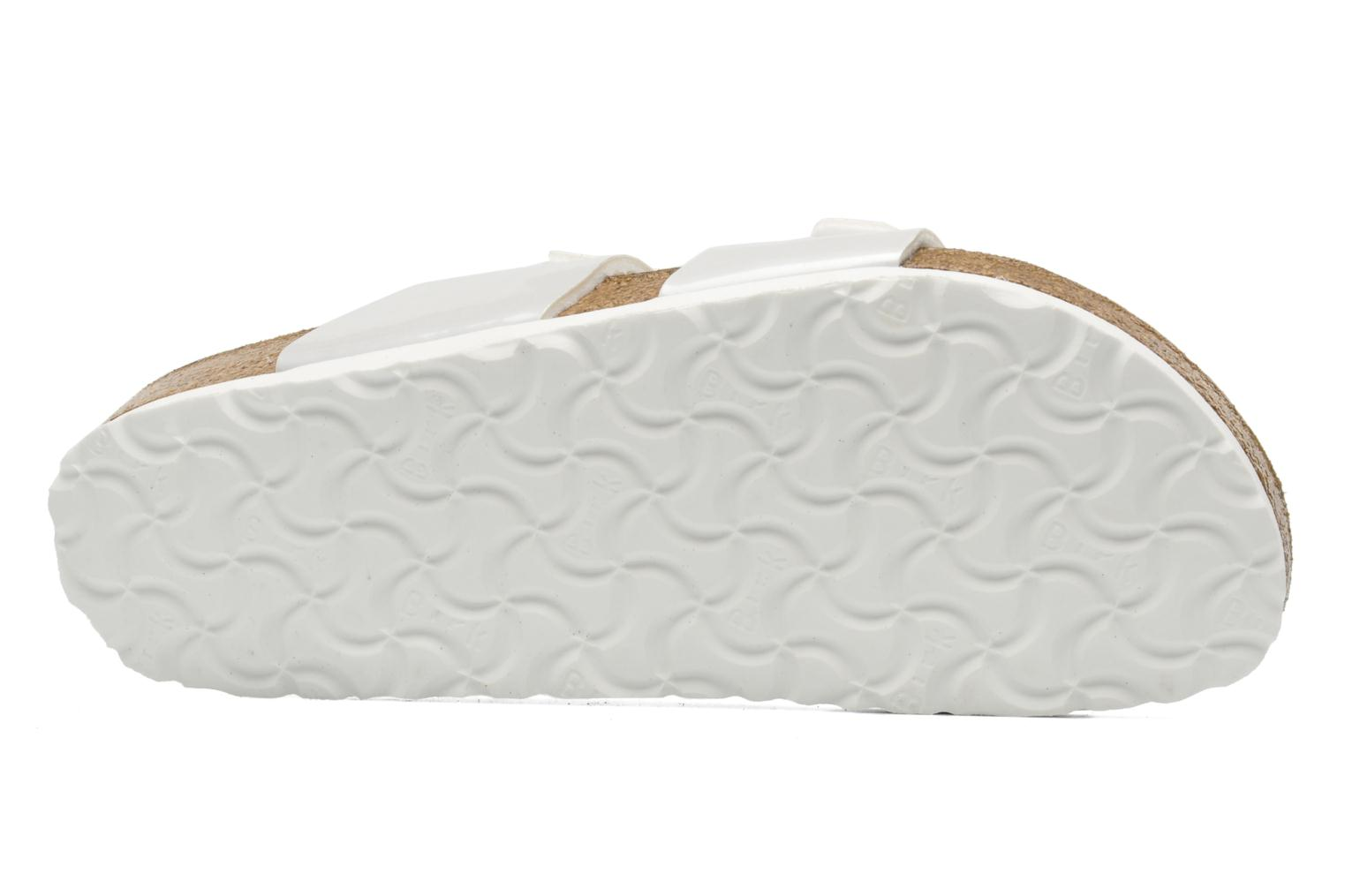 Mules & clogs Birkenstock Sydney flor w White view from above