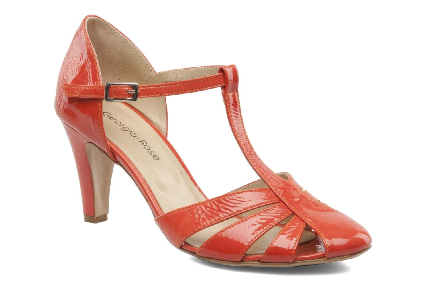 Pumps Georgia Rose Vareo orange detaillierte ansicht/modell