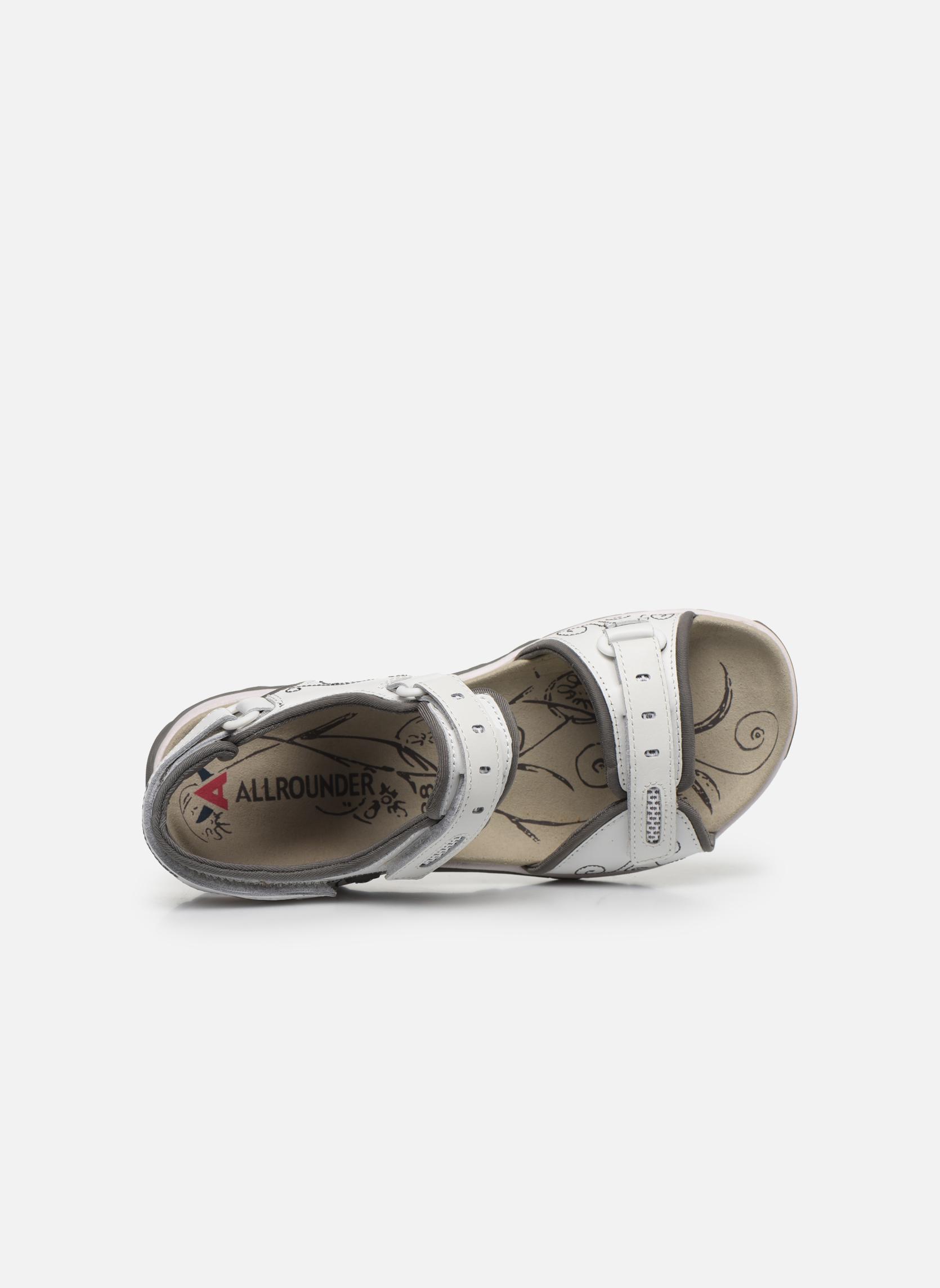 Chaussures de sport Allrounder by Mephisto Lagoona Blanc vue gauche