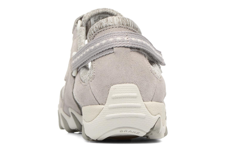 Chaussures de sport Allrounder by Mephisto Niro Gris vue droite