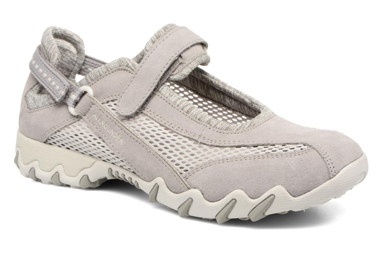 Chaussures de sport Allrounder by Mephisto Niro Gris vue détail/paire