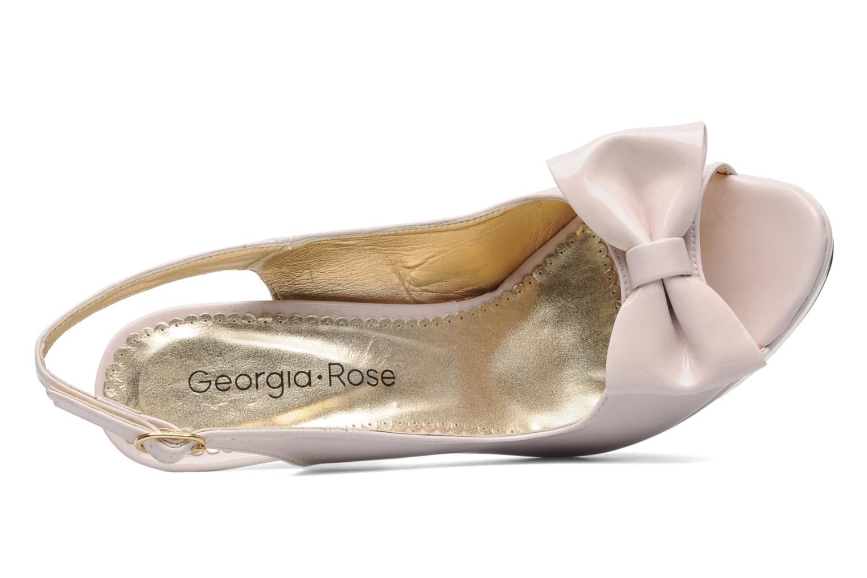 Sandales et nu-pieds Georgia Rose Charlize Rose vue gauche