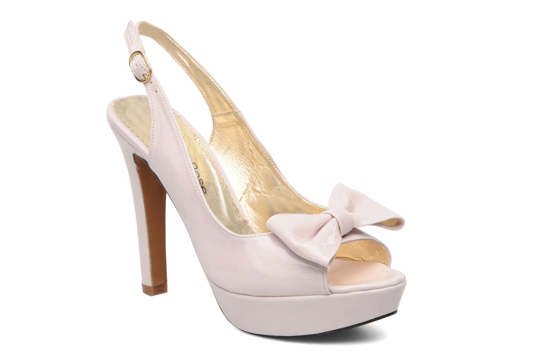 Sandales et nu-pieds Georgia Rose Charlize Rose vue détail/paire
