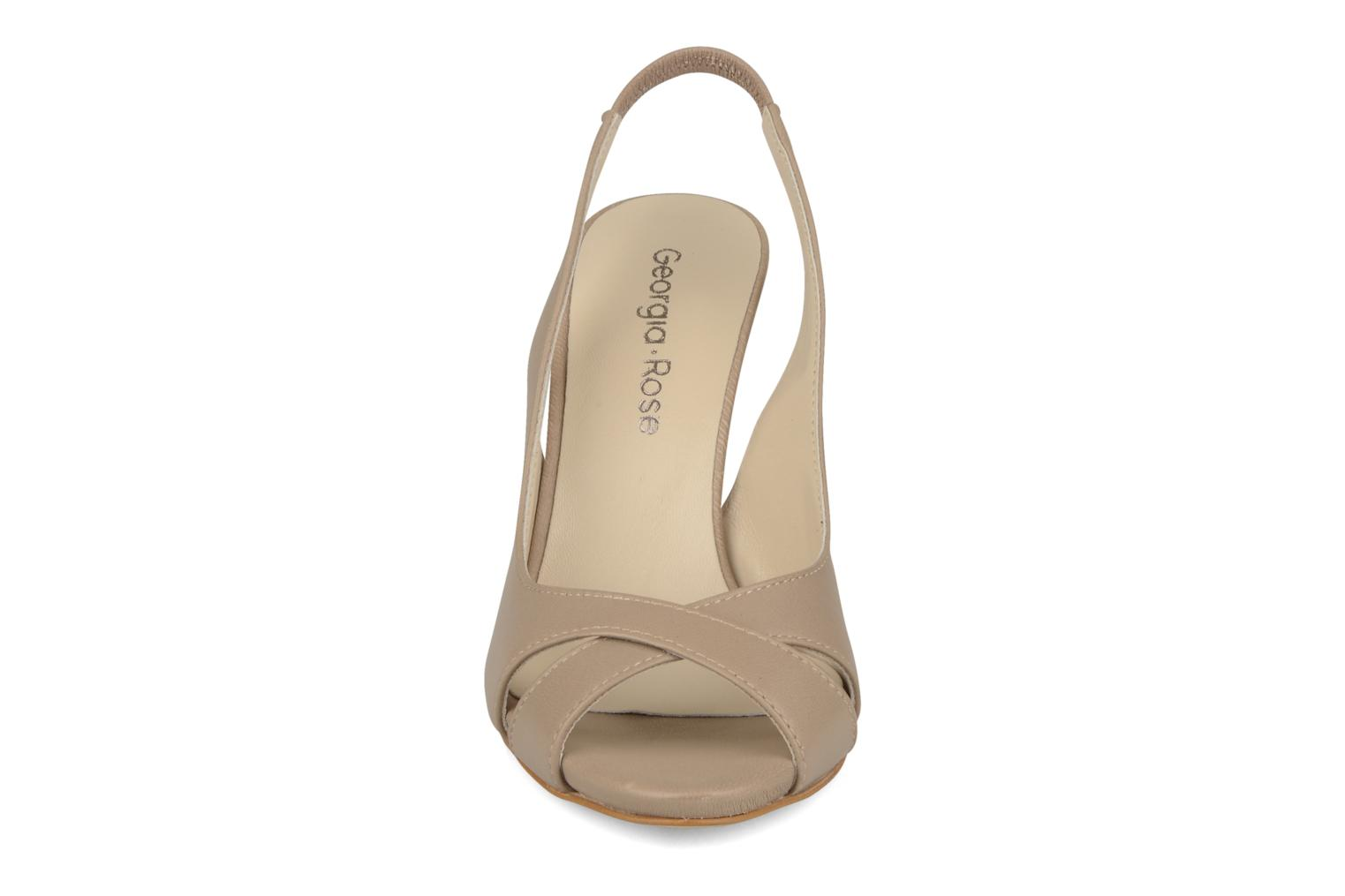 Sandals Georgia Rose Chiata Beige model view