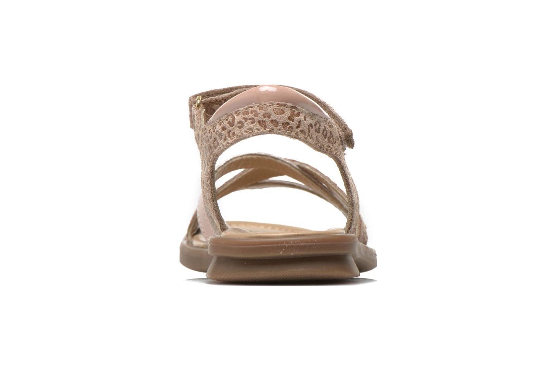 Sandalen Mod8 Jelguy2 Beige rechts