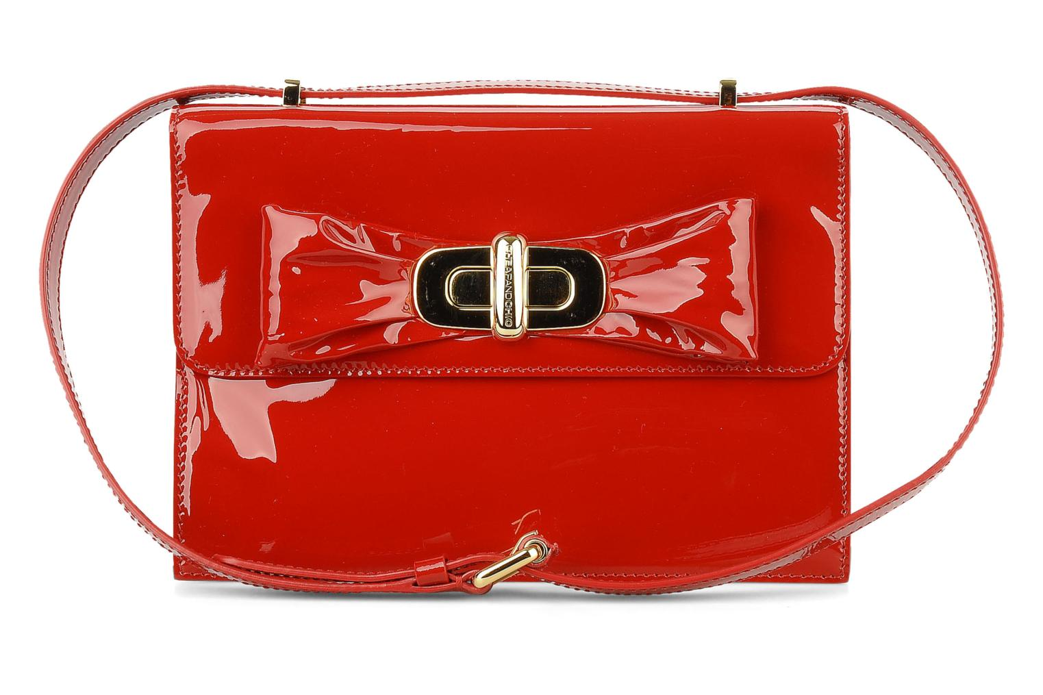 Handbags Moschino Cheap & Chic Spic Red detailed view/ Pair view