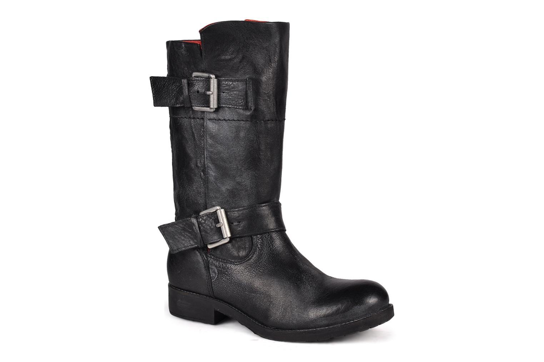 Boots en enkellaarsjes Koah Karina 103 Zwart detail