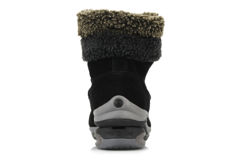 Stiefeletten & Boots Hush Puppies Rotate schwarz ansicht von rechts