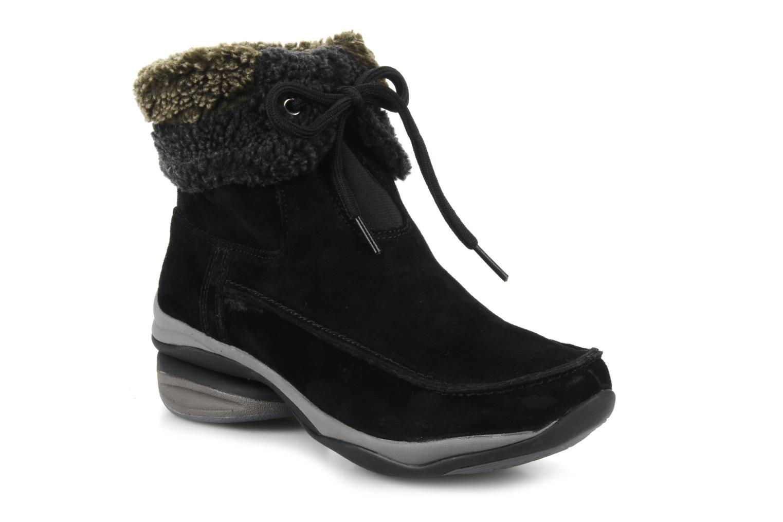 Bottines et boots Hush Puppies Rotate Noir vue détail/paire