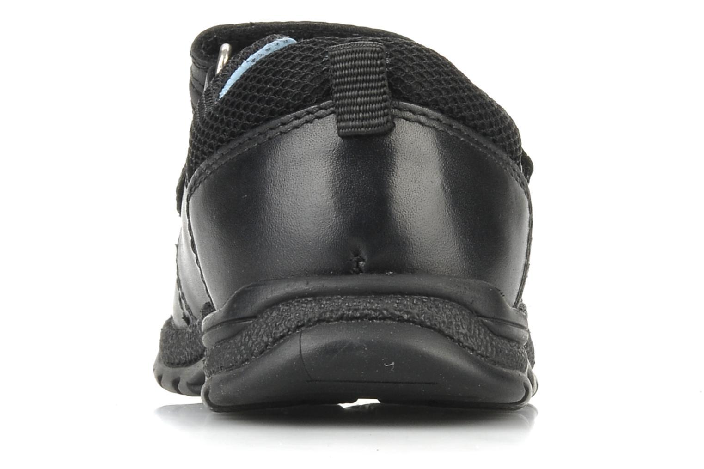 Schoenen met klitteband Hush Puppies Cloud Zwart rechts