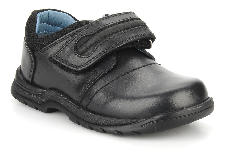 Schoenen met klitteband Hush Puppies Cloud Zwart detail