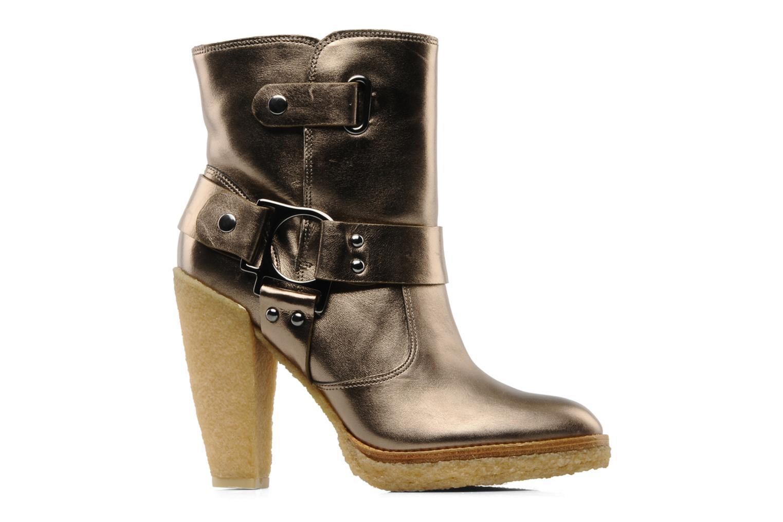 Bottines et boots Belle Tahira Or et bronze vue derrière