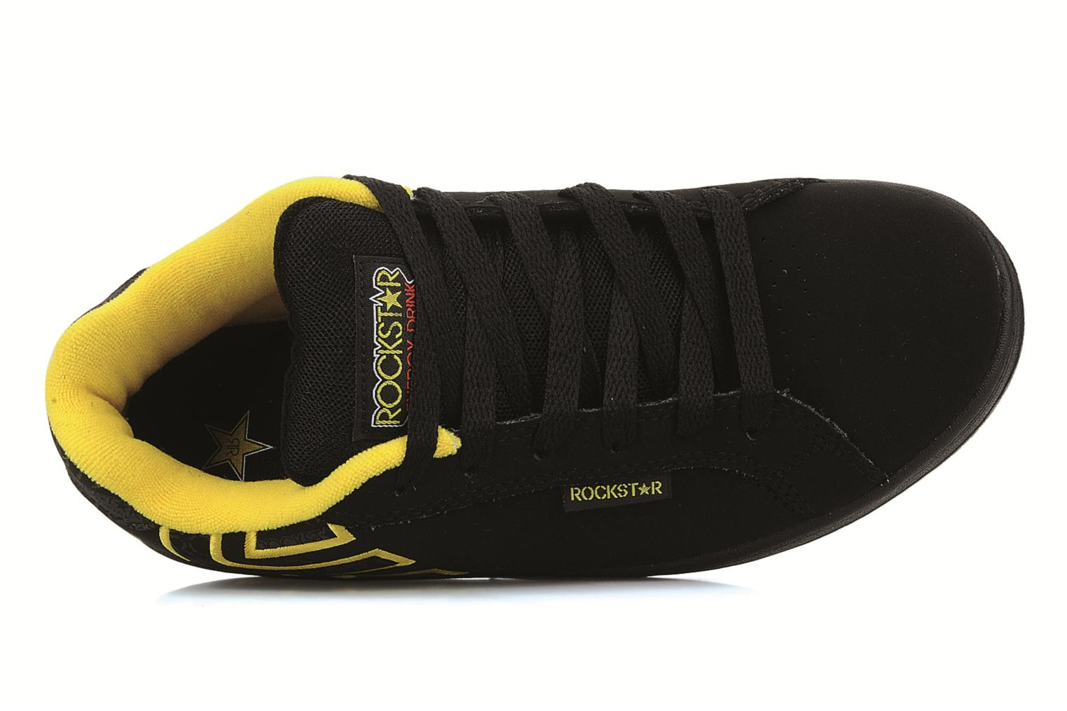 Kids fader Black/grey/yellow