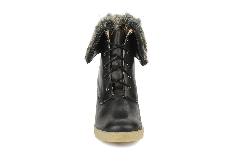 Stiefeletten & Boots Mellow Yellow Kafka schwarz schuhe getragen