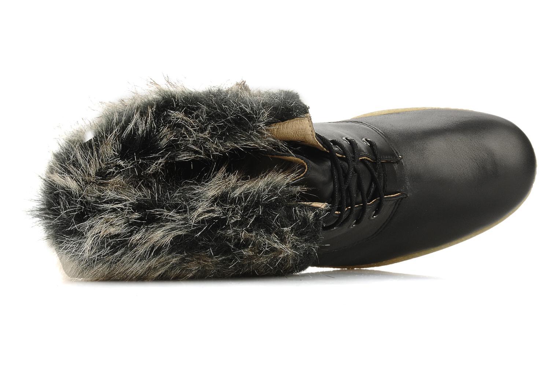 Stiefeletten & Boots Mellow Yellow Kafka schwarz ansicht von links
