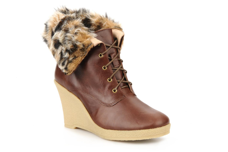 Bottines et boots Mellow Yellow Kafka Marron vue détail/paire