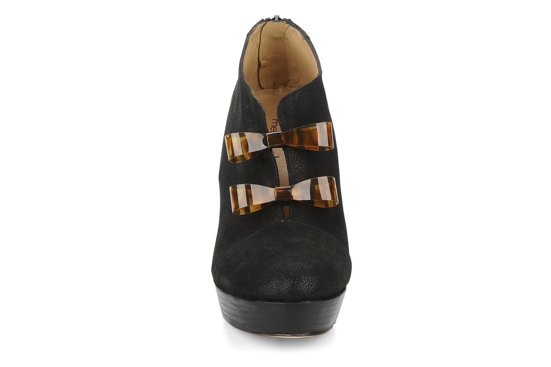 Stiefeletten & Boots Mellow Yellow Kanada schwarz schuhe getragen