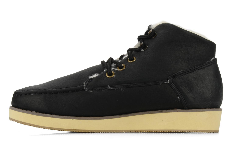 Boots en enkellaarsjes Friis & company Agga Zwart voorkant