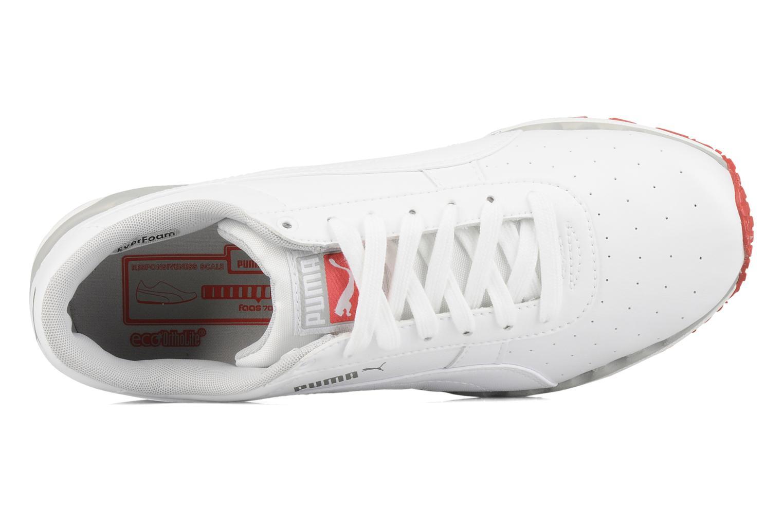 Chaussures de sport Puma Bodytrain leather Blanc vue gauche