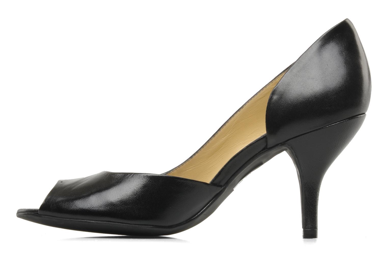 High heels Georgia Rose Alige Black front view