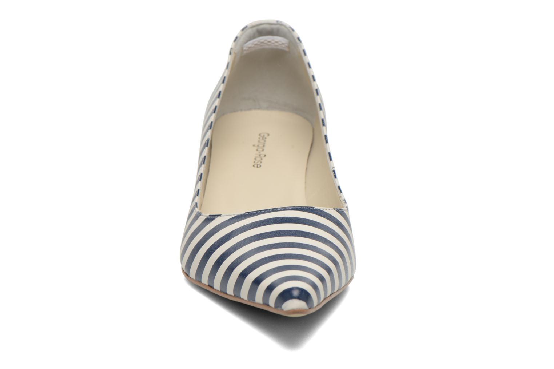 Escarpins Georgia Rose Amisi Multicolore vue portées chaussures