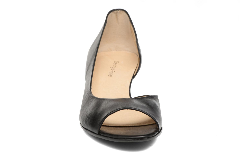 Zapatos promocionales tacón Georgia Rose Phoeti tacón promocionales (Negro) Zapatos de b4db5a