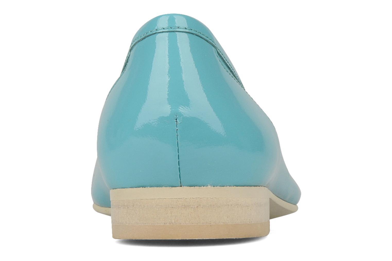 Loafers Georgia Rose Afuro Blå Se fra højre