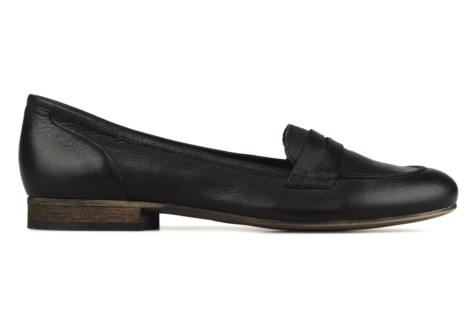 Loafers Georgia Rose Afuro Black back view