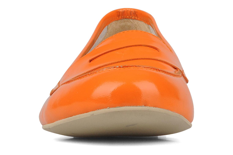 Loafers Georgia Rose Afuro Orange model view