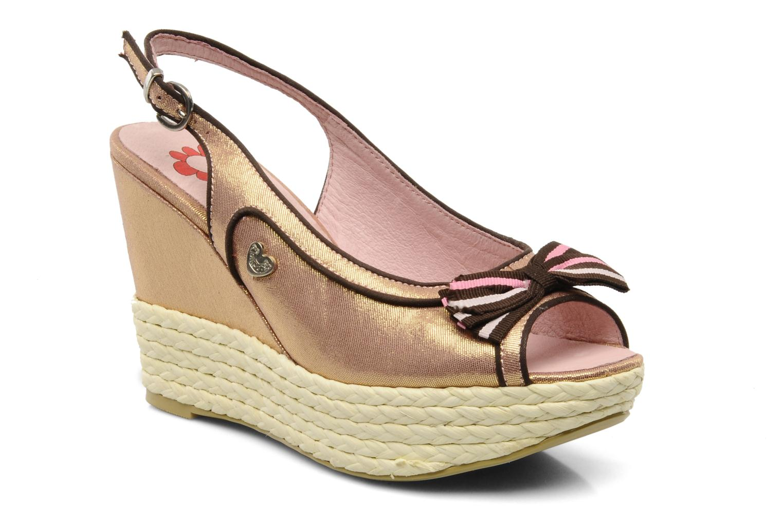 Sandali e scarpe aperte Lollipops Kisild wedge Rosa vedi dettaglio/paio