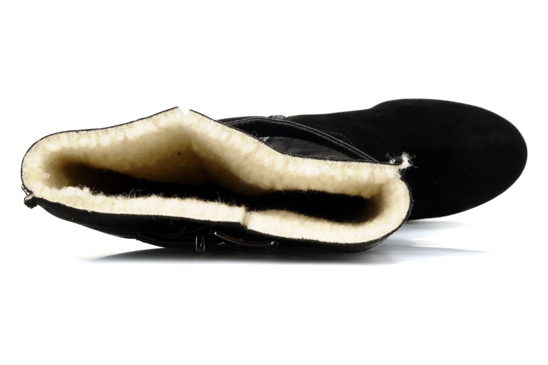 Stivali Tosca Blu Shoes Afragola Nero immagine sinistra