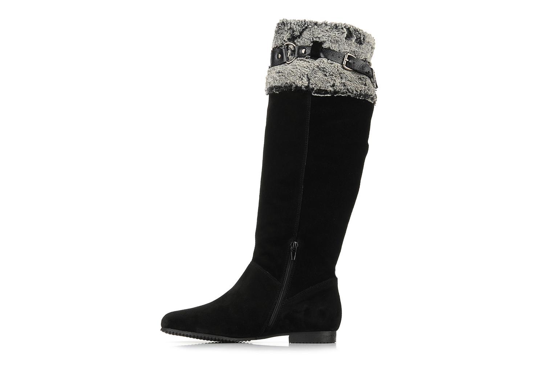 Stiefel Tosca Blu Shoes Acerra schwarz ansicht von vorne