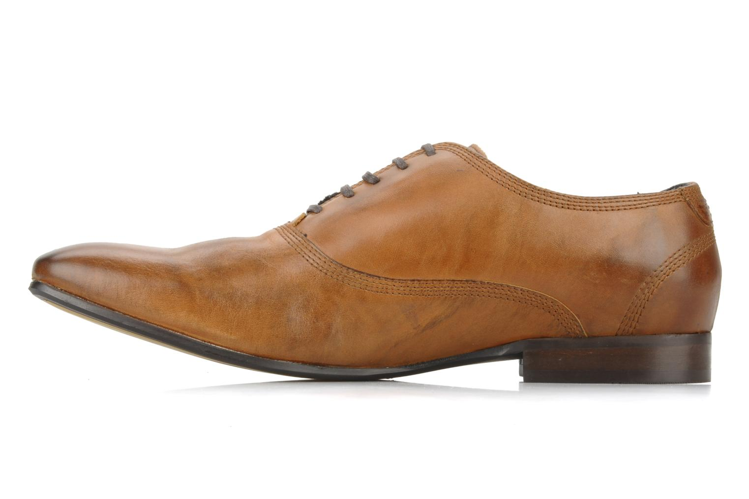 Lace-up shoes H by Hudson Vincent Brown front view